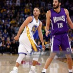 Stephen Curry & Omri Casspi's