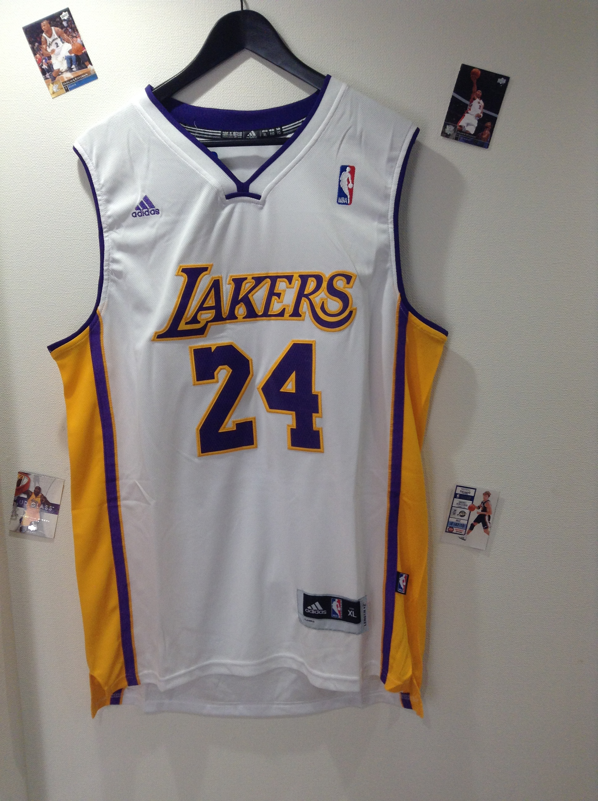 LOCKER Kobe Bean Bryan