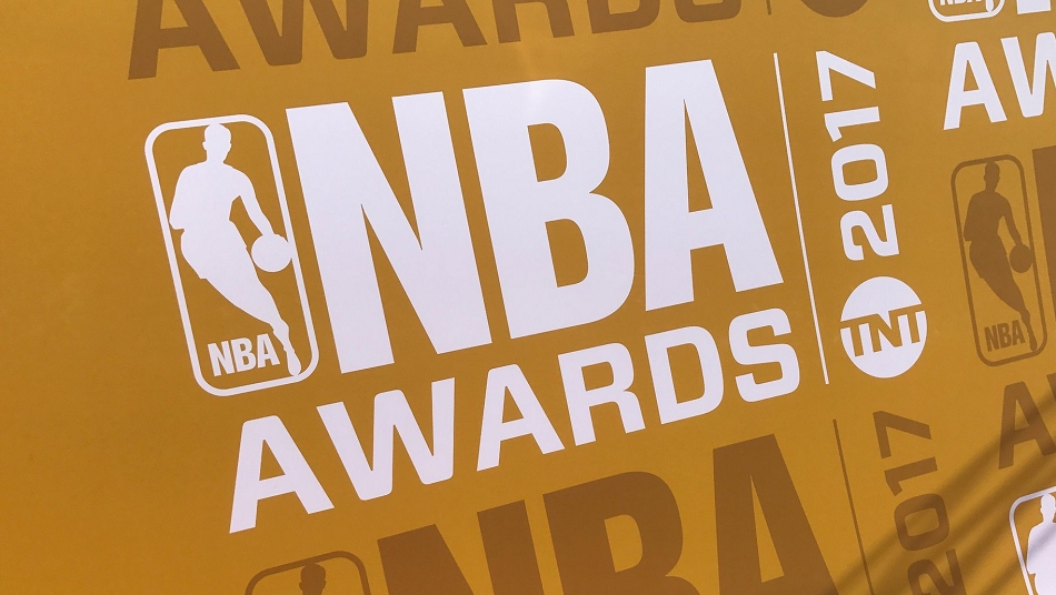 2016-2017 NBA Awards