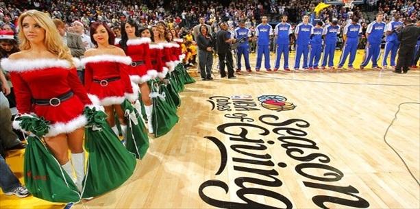 明日、注目のクリスマスゲーム!!!