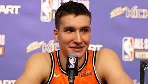 NBA ALL STAR ライジングスター、MVPはボグダン・ボグダノビッチ