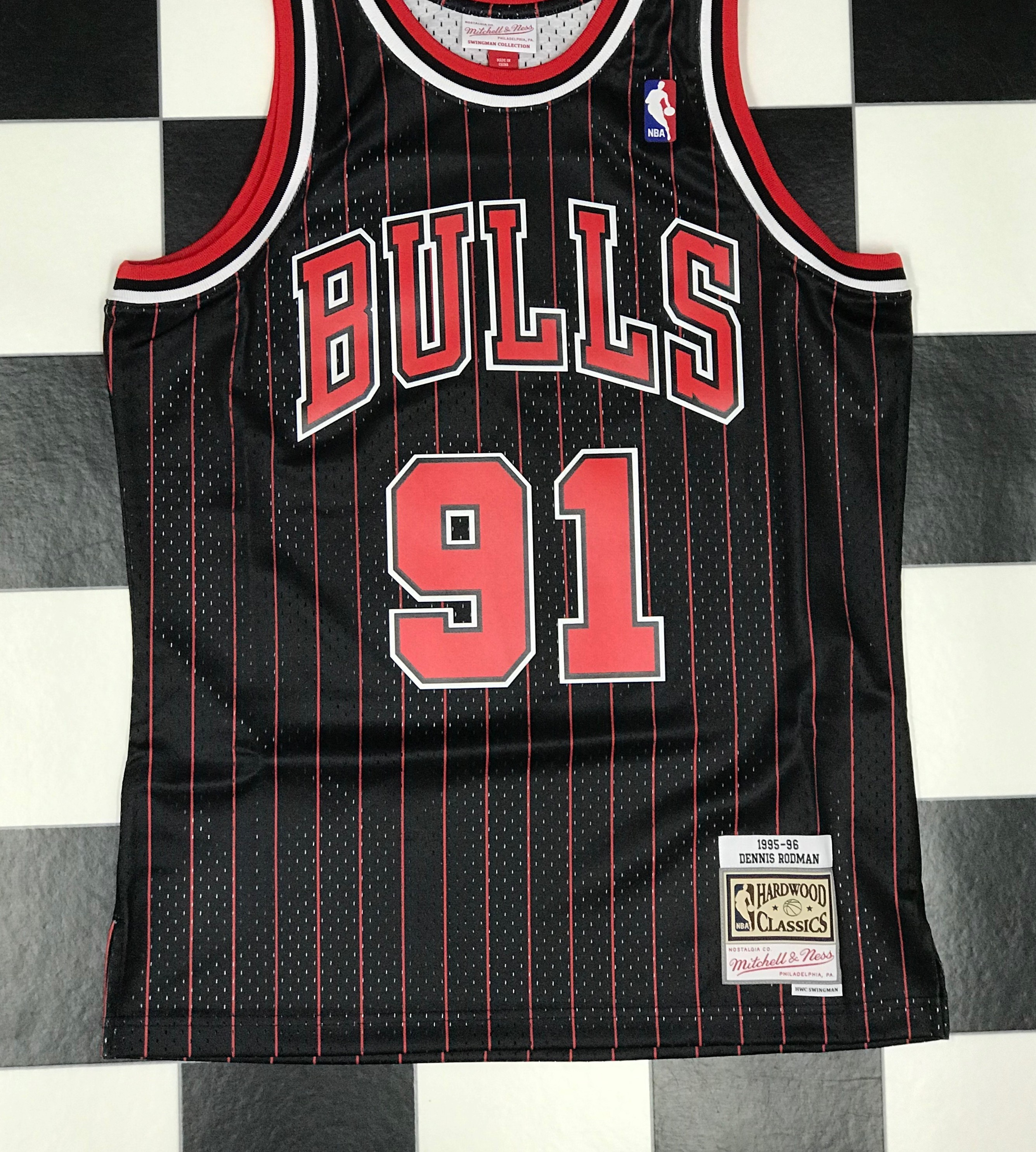 LOCKER mitchell&ness